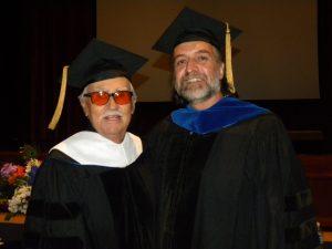 Maestro Vittorio Taviani e Antonio Vitti, 2012